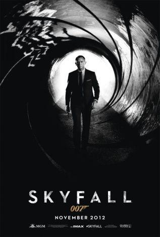 Skyfall: Poster