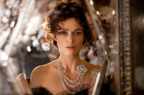 Keira Knightley stars as Anna in director Joe Wright's bold, theatrical new vision of the epic story of love, Anna Karenina, a Focus Features release. Credit: Laurie Sparham