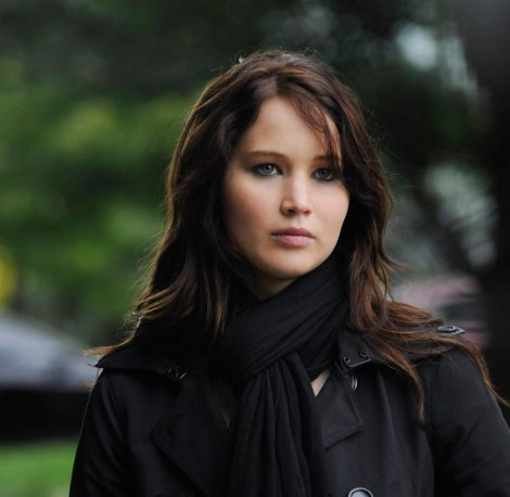 Jennifer Lawrence stars in Silver Linings Playbook.