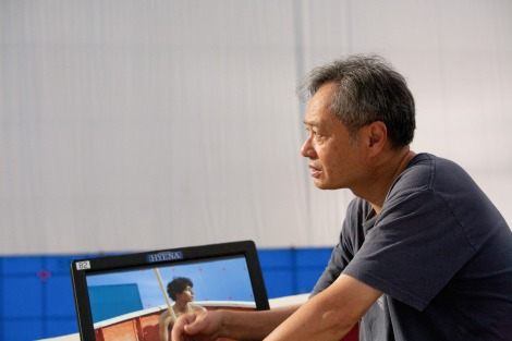 Director Ang Lee tackled both 3D and digital effects for the first time in his career with Life of Pi.