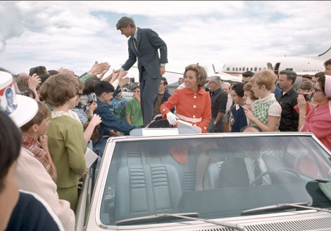 Ethel looks at the life of Ethel Kennedy, who raised her children alone after her husband, Bobby, was assassinated.