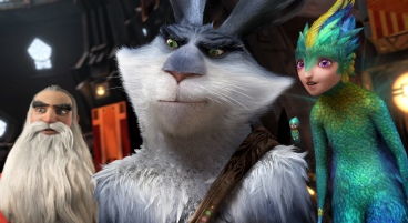 DreamWorks' Rise of the Guardians puts Santa Claus, the Easter Bunny, and the Tooth Fairy in charge of saving the world.