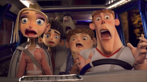 The title character in ParaNorman fights off zombies, parents, and other distractions to save his town in this clever horror spoof.