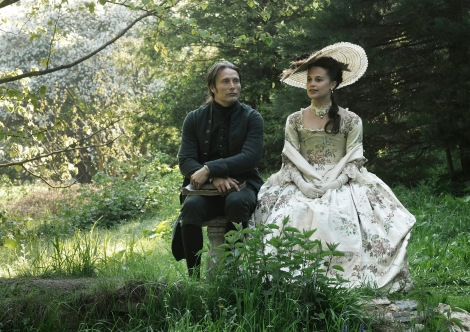 Denmark's official Oscar submission is A Royal Affair, which transports viewers to the 18th century.