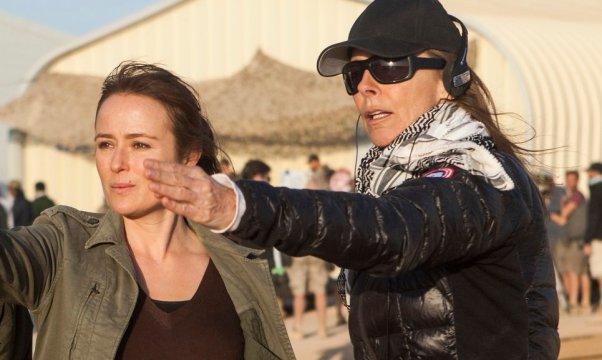 Kathryn Bigelow Zero Dark Thirty Behind The Scene...