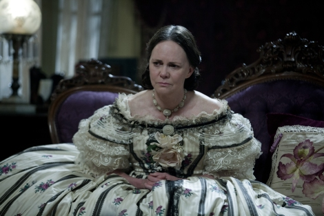 Sally Field plays the complex First Lady in Lincoln.