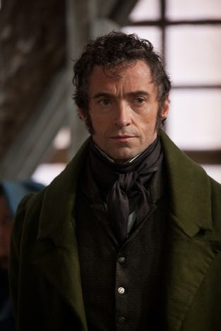 HUGH JACKMAN as Jean Valjean in Les Misérables, the motion-picture adaptation of the beloved global stage sensation seen by more than 60 million people in 42 countries and in 21 languages around the globe and still breaking box-office records everywhere in its 27th year.  Helmed by The King's Speech's Academy Award®-winning director, Tom Hooper, the Working Title/Cameron Mackintosh production stars Jackman, Oscar® winner Russell Crowe, Anne Hathaway, Amanda Seyfried, Eddie Redmayne, Aaron Tveit, Samantha Barks, with Helena Bonham Carter and Sacha Baron Cohen. Credit: Laurie Sparham