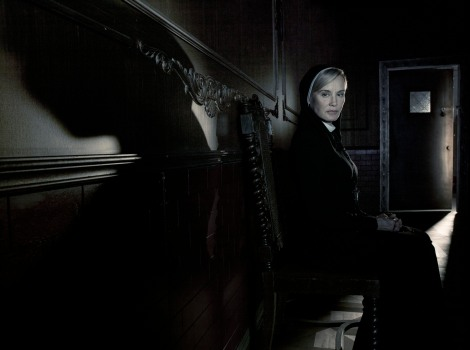Jessica Lange earned SAG and Globe Awards last year for her work in American Horror Story.