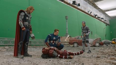 Avengers Before 1