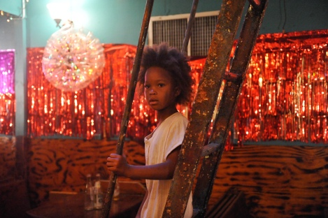 Beasts of the Southern Wild features a 6-year-old star who had never acted before