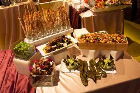 "The food for the ball will be a mix of ""comfort and innovations,"" according to chef Matt Bencivenga."