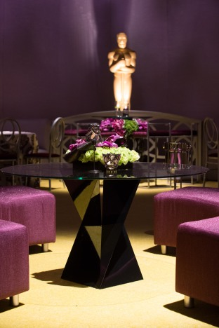The Academy's 2013 Governors Ball will be held in the Ray Dolby Ballroom on the top level of the Hollywood & Highland Center®. The 85th Academy Awards® will be presented on Sunday, February 24, 2013, at the Dolby Theatre at Hollywood & Highland Center®, and televised live by the ABC Television Network.