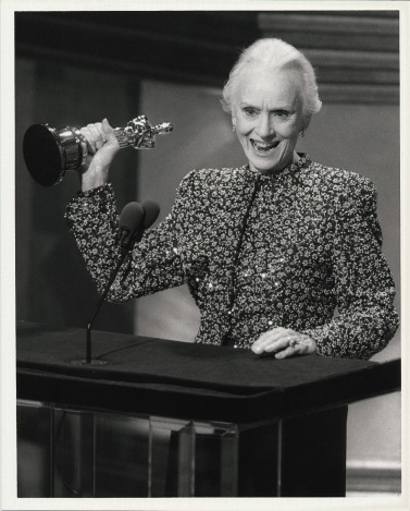 Jessica Tandy (actress) - 1989 (62nd)