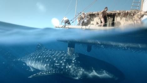 Kon-Tiki is a re-creation of Norwegian adventurer Thor Heyerdahl's epic trek across the Pacific, from Peru to Polynesia.