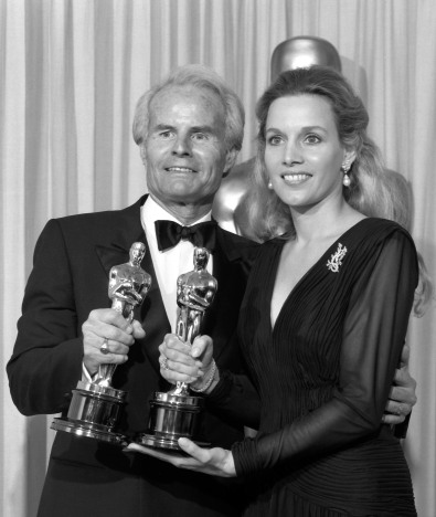 Richard and Lili Zanuck