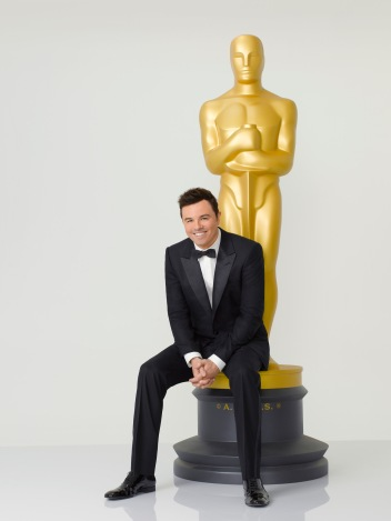 Family Guy and Ted creator Seth MacFarlane will host the Oscars for the first time this year.