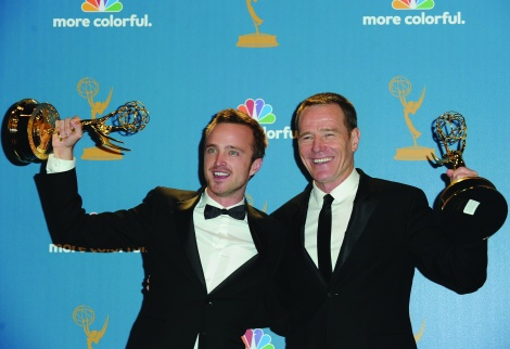 Breaking Bad's acting Emmy wins helped establish AMC as a place for viewers to find groundbreaking storytelling.