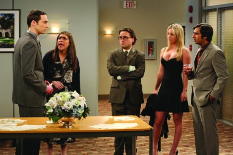 The Big Bang Theory is riding high creatively and in ratings.