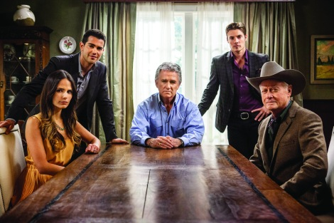 TNT's Dallas revival features several of the original cast members.