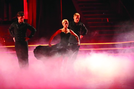 ABC's Dancing With the  Stars has never won a reality-competition Emmy.